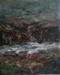 Sleeping Bog by Keith Ayton