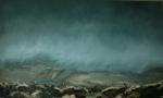 Slemish Through the Rain 1500x900